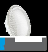 Ersatzlampe LED Weiß 15 Watt