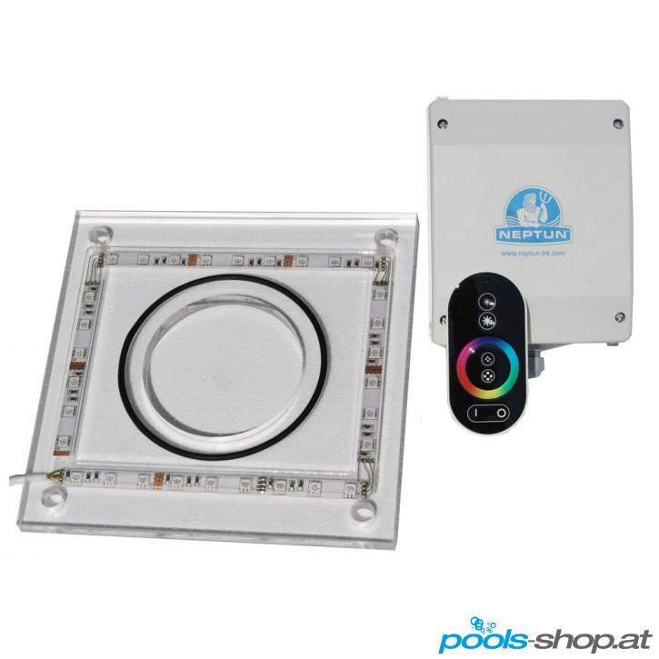 Lichtsatz für Plexischwanenhals