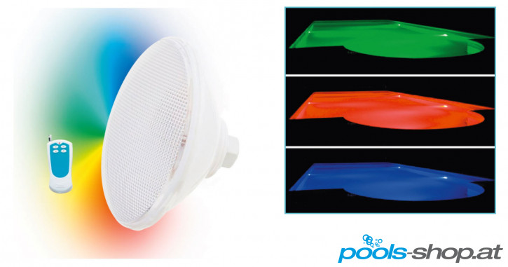 Ersatzlampe - LED RGB ECOPROOF