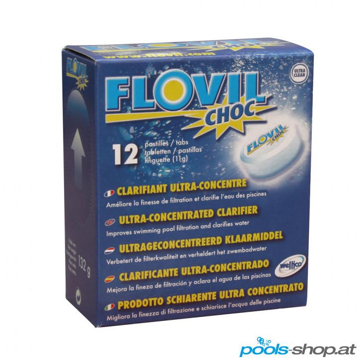Flovil Choc 12 Stk.