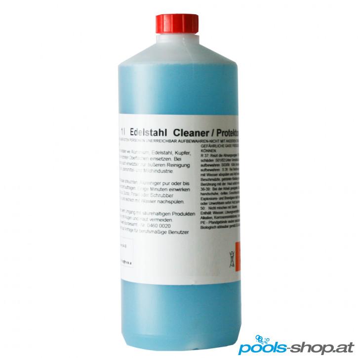 Kalk & Edelstahlreiniger (Poolreinigungsmittel) von Hytek 1 l