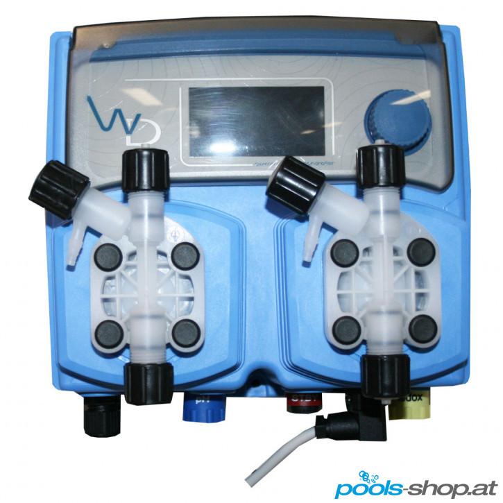 pHilot Membrandosierpumpe für pH und Chlor