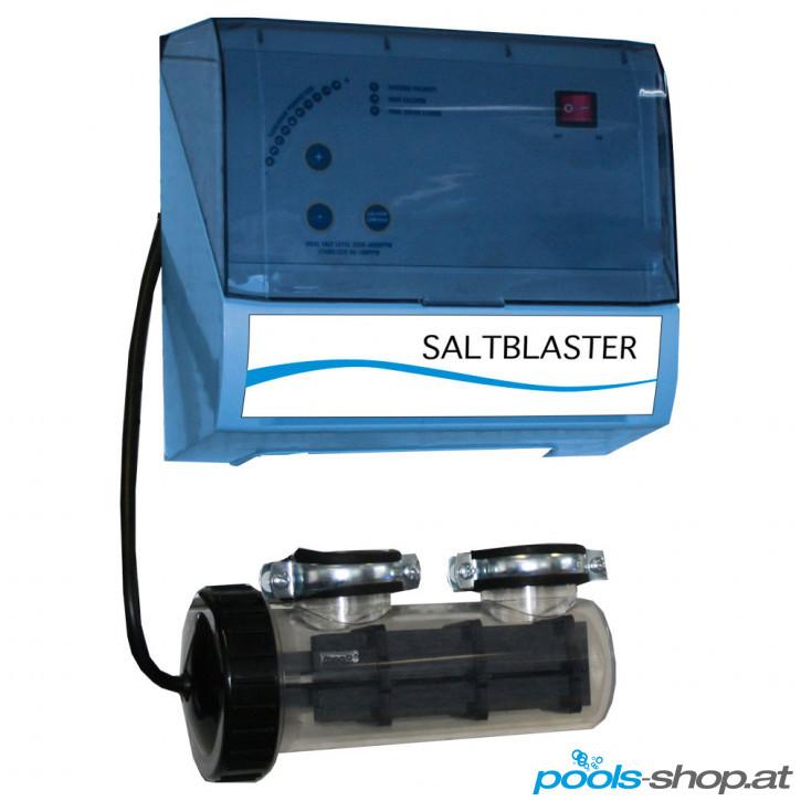 Hytek Saltblaster S4 Salzanlage für optimalen Salzwasserpool