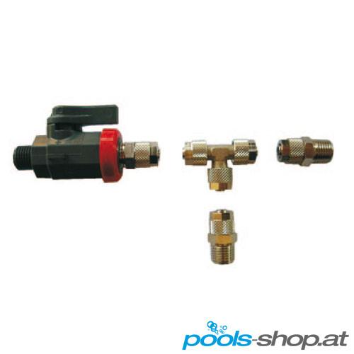Anschluss-Set 1 zu Kompressor
