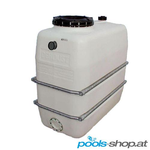 PE Sammelbehälter für Poolwasser