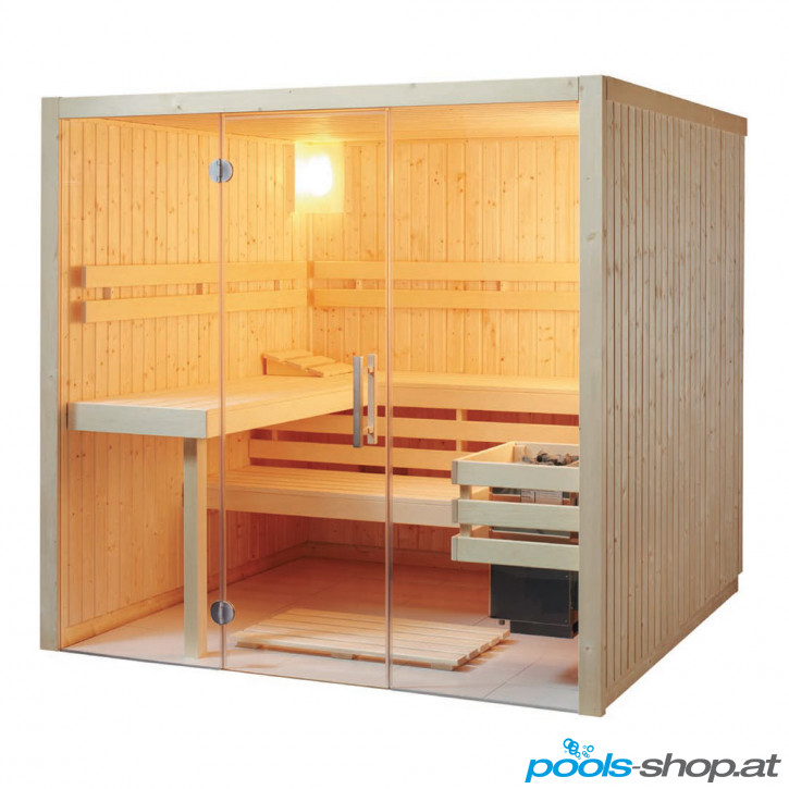 Sauna Alessandra - Set 2