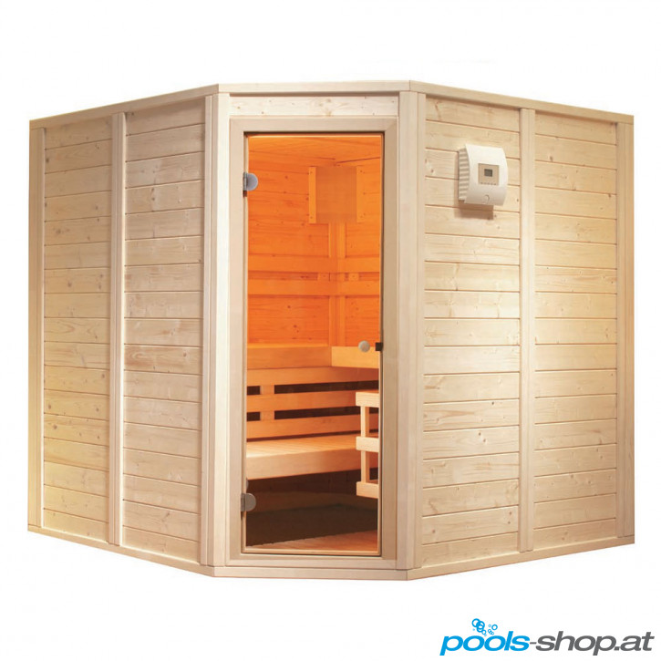 Sauna Ivonna - Variante 2