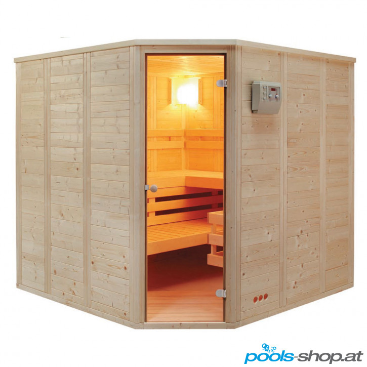Sauna Uberta Ecke - Set 2