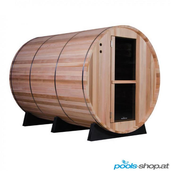 Sauna Barrel 8 ft