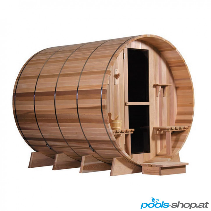 Sauna Grand View Barrel 7 +1 ft