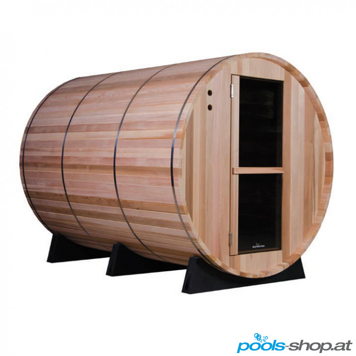 Sauna Barrel 8 ft