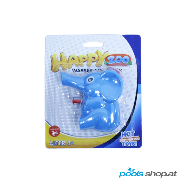"""Happy Zoo"" Tierspritzpistole Elefant"