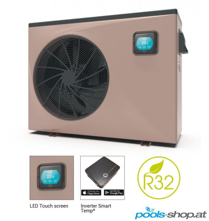 Poolheizung Inverter Luft Wärmepumpe Hayward EasyTemp i ECPI20MA 9 Kw