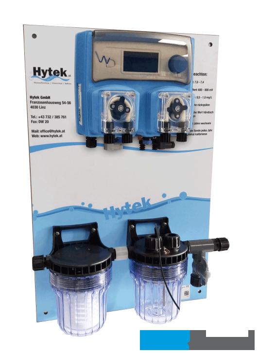 Dosierautomatik pHilot für pH & Chlor