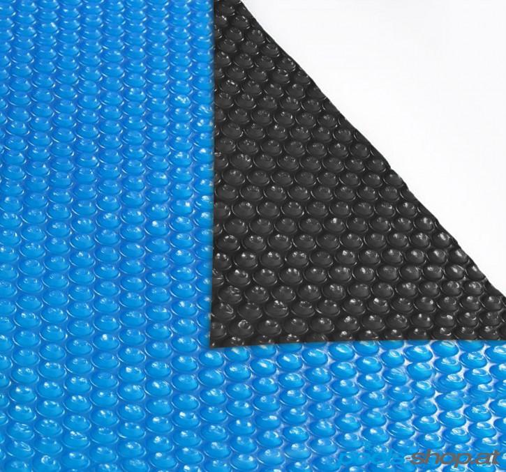 Solarnoppenfolie - Blau / Schwarz 400 µ