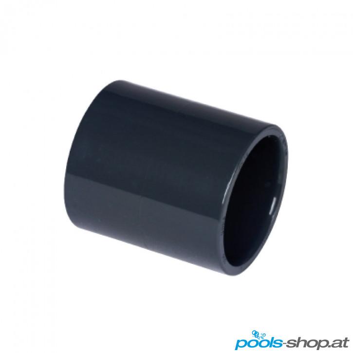 PVC Muffe d50 PN16