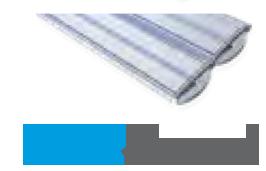 Rolllade Twistcover - Sonderfarben per m²
