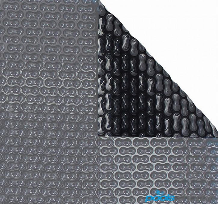 Solarnoppenfolie - Transluzent / Schwarz - GeoBubble 500 µ