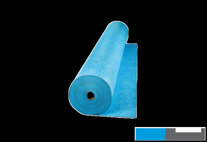 Vlies antibakteriell - Beschichtet - 400g - 1,65 m Breit