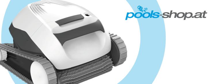 Poolroboter | Automatische Bodensauger / Poolreiniger | Dolphin Poolroboter