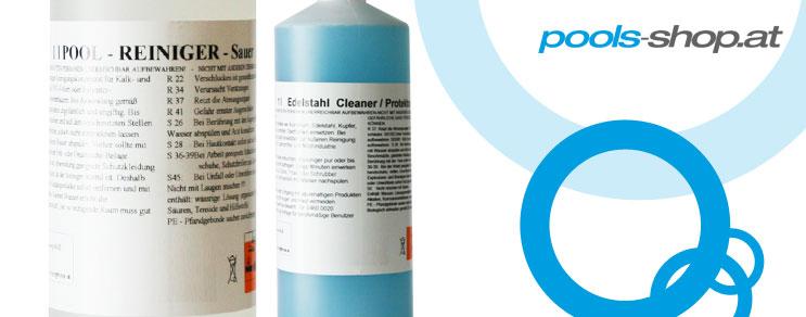 Reinigungsmittel | Poolreinigungsmittel