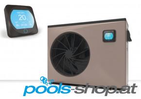 Poolheizung Inverter Luft Wärmepumpe Hayward EasyTemp i ECPI40MA 17 Kw